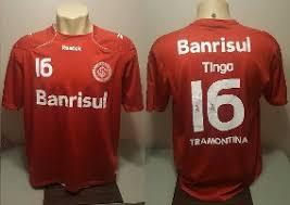 Camisa Tinga Libertadores Reebok Internacional 2010