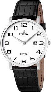 <b>Мужские</b> наручные <b>часы Festina F16476</b>/<b>1</b> кварцевые