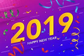 Afbeeldingsresultaat voor nieuwjaar 2019 achtergrond