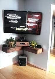 tv wall shelf corner wall mount with shelf wall mounted tv shelves ideas floating tv wall shelves ikea