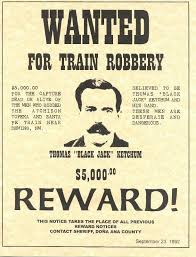 Example Of A Wanted Poster