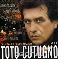 Toto Cutugno - Бенефис В Кругу <b>Друзей</b>. Часть 1 (2006, CD ...