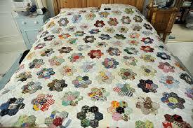 Grandmother's Flower Garden quilt 2 - a photo on Flickriver & Grandmother's Flower Garden quilt 2 Adamdwight.com