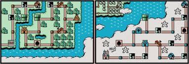 Super Mario Bros 3 World 5 Map Cross Stitch Pattern By