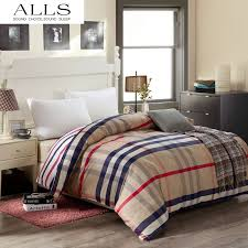 gray striped quilt promotion for promotional