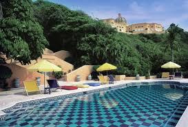 Cuixmala resort by Robert Couturier