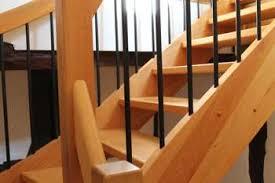 Für das neue baumhaus meiner kinder habe ich eine holztreppe aus douglasie errichtet. Treppe Selber Bauen