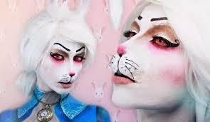 white rabbit prosthetic makeup tutorial anaïs marion you