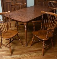 ethan allen dining tables. Ethan Allen Dining Table And Chairs EBTH Tables