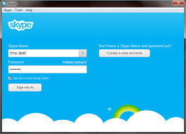 Create Skype Account Security Hole Allows Anyone To Hijack Your Skype Account