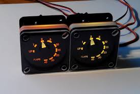 my flyengravity mip and ovh panels are all equipped with a warm white backlighting therefore the backlighting of the mip and ovh gauges can also be fitted