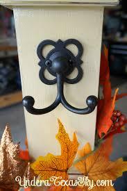 Decorative Metal Porch Posts Porch Sign Post Diy Under A Texas Sky