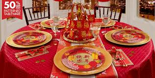 chinese new year party supplies with diy new years eve decorations