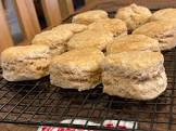 50  whole wheat biscuits
