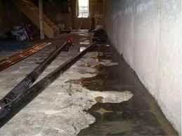 Image result for leak basement\