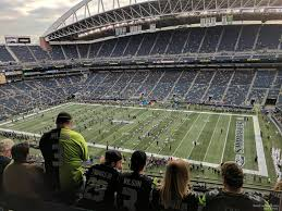 Centurylink Field Section 305 Seattle Seahawks
