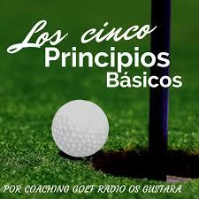 LOS CINCO PRINCIPIOS BÁSICOS, COACHING GOLF