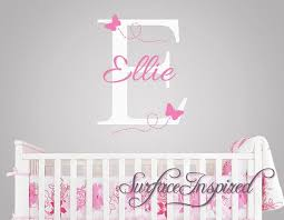 Small Picture Wall Decal Design custom personalized childern name wall decals