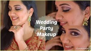 indian wedding guest makeup tutorial perkymegs