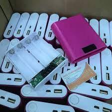 Box sạc dự phòng 4 cell pin 18650 POWER BANK 12000mah Có báo pin. Vỏ hộp +  mạch sạc dự phòng (Chưa pin) giá cạnh tranh