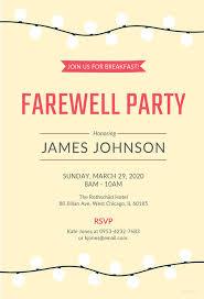 Farewell Invites For Colleagues 26 Farewell Invitation Templates Psd Eps Ai Free