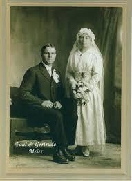 Gertrude Wechorek Meier (1896-1923) - Find A Grave Memorial