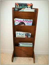 Wooden Magazine Holder Ikea Adorable Magazine Rack Ikea Pirhorg