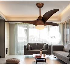 Living Room Ceiling Fan Stunning 48inch Ceiling Fan Light Living Room Bedroom Fan Lamp Ceiling Remote