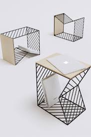 steel furniture designs. bedside table la de chevet fail gilmanov steel furniture designs n