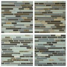 grout colors for glass tile backsplash designs