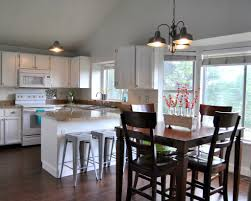 kitchen dining lighting. Picturesque Kitchen Dining Lighting Decoration Ideas New At Backyard Painting C