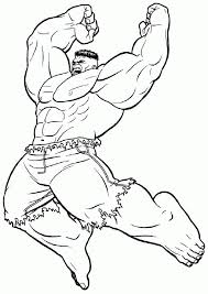Later hulk becomes bruce again and the physicist notices that he transforms only during times of stress or anger and he becomes the creature animated by all the rage buried in him. Hulk Coloring Pages Best Coloring Page Site Coloring Home