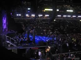 Bridgestone Arena 3d Concert Seating Chart 55 Conclusive Bridgestone Arena Floor Seating Chart