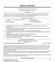 Hr Coordinator Resume From Parent Coordinator Resume Coordinator Interesting Administrative Coordinator Resume