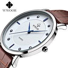 online buy whole designer watch boxes from designer brand wwoor men s watch quartz watches men watches crystal top brand luxury design vintage relogio masculino