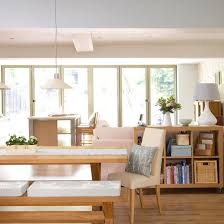 Dining room sideboard | Room dividers | Open-plan spaces | Layout design |  Layout