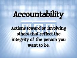 Accountability Quotes Fascinating ACCOUNTABILITY Integrity Pinterest Accountability Quotes And