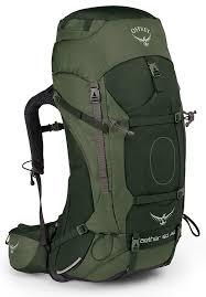 Osprey Packs Aether Ag 60 Mens Backpacking Backpack