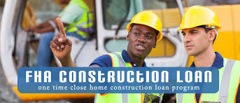 construction loans michigan. Fine Michigan Construction Crew Building A Home Using The Michigan FHA Construction Loan  Program And Loans L