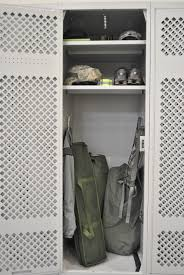 military equipment storage lockers military gear locker at north ina national guard