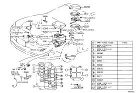 lexus is200 engine diagram lexus automotive wiring diagrams 1999 lexus gs300 spark plug wire diagram at 2001 Lexus Gs300 Spark Plug Wire Diagram