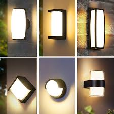 waterproof wall lights for home outdoor