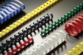 <b>Пружины для переплета</b> - пластиковые и металлические