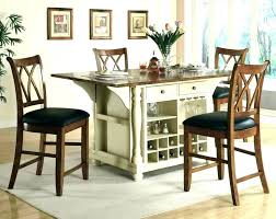 kitchen table and chairs for furniture attractive tall round kitchen tables table sets chairs counter
