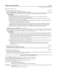 Professional Business Resume Inspirational Writing A Resume Template