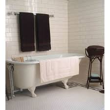 Flooring Ideas White Bathroom Glazed Ceramic Tile Flooring And - Glazed bathroom tile