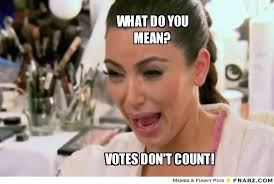 What do you mean?... - Crying Kim Kardashian Meme Generator ... via Relatably.com