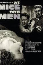 putlocker of mice and men 1939 watch online for putlocker lennie is mentally retarded and george looks after him while working as hands on a western ranch they dream of