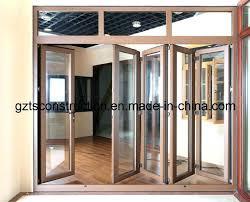 exterior accordion doors. Exterior Accordion Doors Front Shop Bi Fold Entry Aluminum Door Hardware