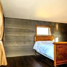 corrugated metal wainscoting corrugated metal wainscoting bathroom leaves wall kitchen installing corrugated metal wainscoting